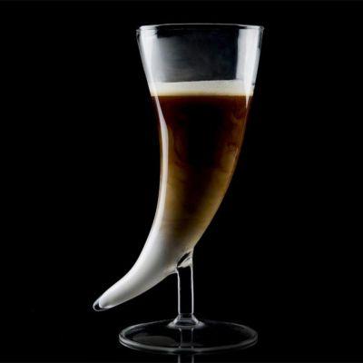 100% Chef - 100% Chef Cornucopia Ayaklı Bira Bardağı, 350 ml (1)