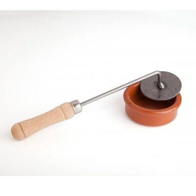 100% Chef - 100% Chef Krem Brule Mini Güveç, 6 cm, 6 Adet (1)
