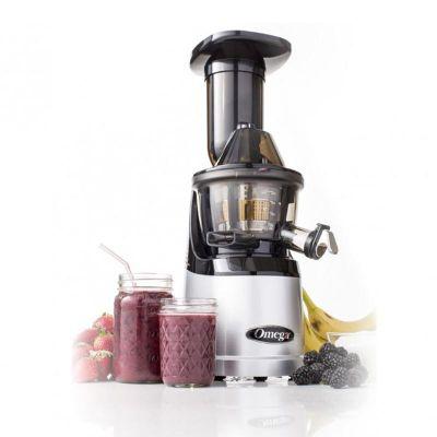 100% Chef - 100% Chef Omega MMV700S Slow Juicer Meyve ve Sebze Sıkacağı (1)