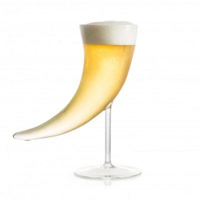 100% Chef - 100% Chef Viking Model Bira Bardağı, 350 ml (1)