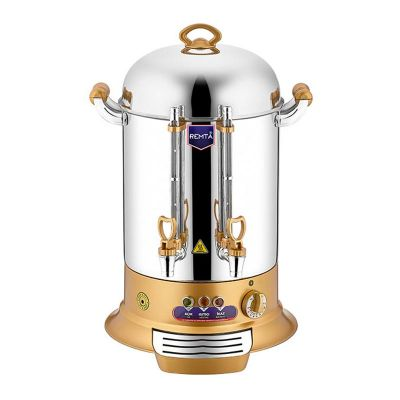 Remta Çay Makinesi, 15 L, 160 Bardak Kapasiteli, Gold