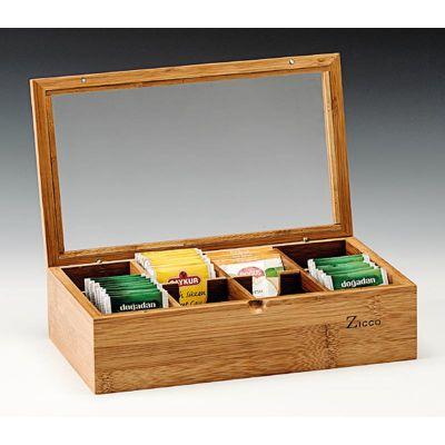 Zicco Çay Standı, Ahşap, 17x28.5x7.5 cm
