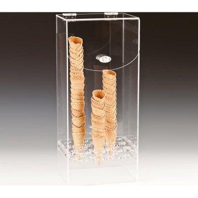 Zicco Dondurma Külahlık, Kapaklı, Akrilik, 24.5x18x h:55 cm