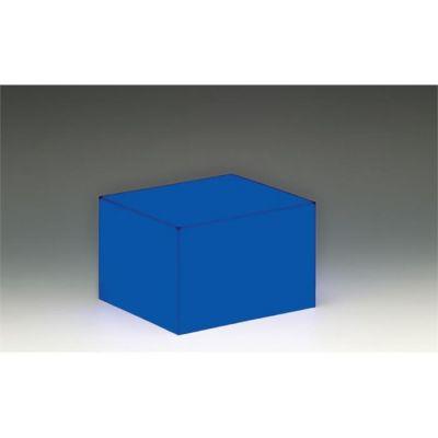 Zicco Küp Teşhir Standı, Işıklı, Akrilik, Küçük, 15x15x10 cm