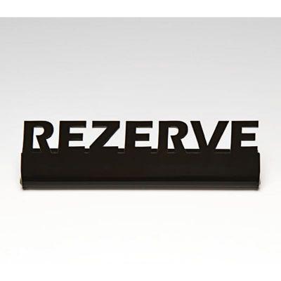 Zicco Rezerve, Akrilik, 13.5x4 cm
