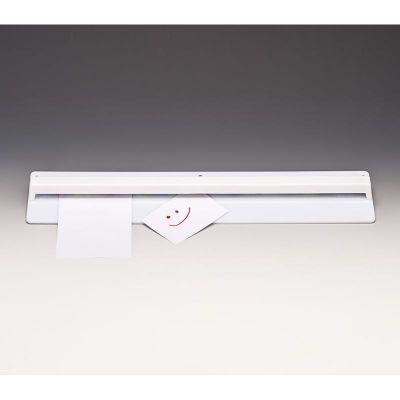 Zicco Sipariş Tutucu, Akrilik, 50 cm, Beyaz