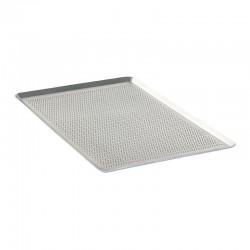 Almetal İtalyan Açılı Tava, Alüminyum, Delikli, 2 mm, 40x80x1 cm - Thumbnail