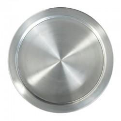 Almetal Künefe Tabağı, Alüminyum, 12 cm - Thumbnail
