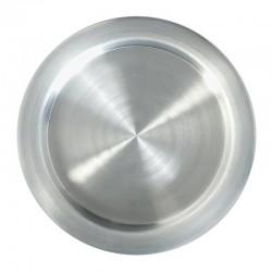 Almetal Künefe Tabağı, Alüminyum, 14 cm - Thumbnail