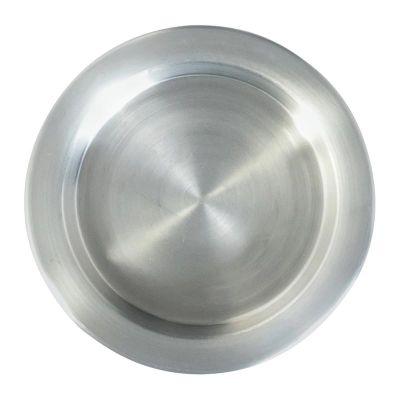 Al Metal Künefe Tabağı, Alüminyum, 14 cm