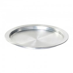 Almetal Künefe Tabağı, Alüminyum, 18 cm - Thumbnail
