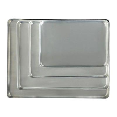 Almetal - Almetal Pres Baskı Tepsi, Alüminyum, 1.5 mm 40x60 cm (1)