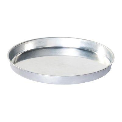 Al Metal Baklava Tepsisi, Yuvarlak, Alüminyum, 48 cm