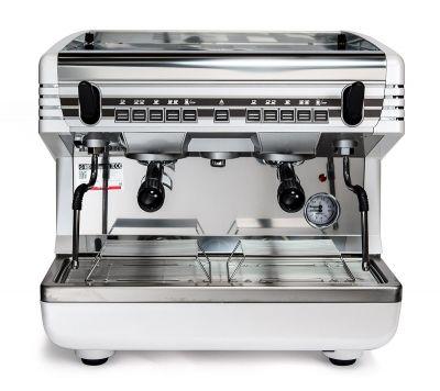Nuova Simonelli Appia Compact Kahve Makinası, Volümetrik, 2 Gruplu