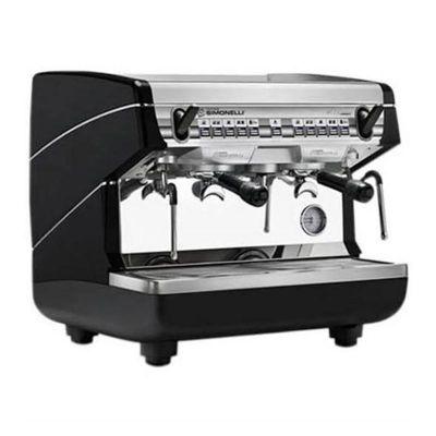 Nuova Simonelli - Nuova Simonelli Appia Compact Kahve Makinesi, Volumetrica, 2 Gruplu (1)