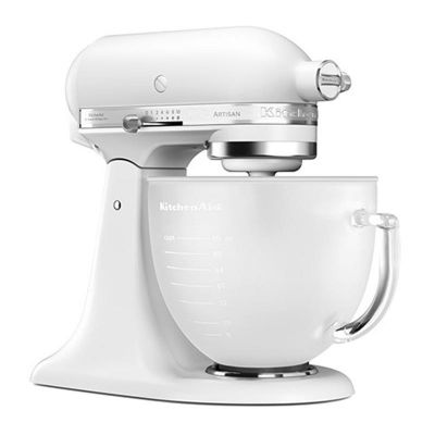 KitchenAid - KitchenAid Artisan Mikser, 4.8 L, Buzlu İnci (1)