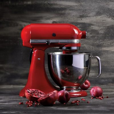 KitchenAid Artisan Stand Mikser, 4.8 L, Kırmızı