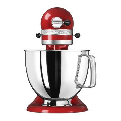 KitchenAid - KitchenAid 5KSM125 Artisan Stand Mikser, 4.8 L, Kırmızı (1)