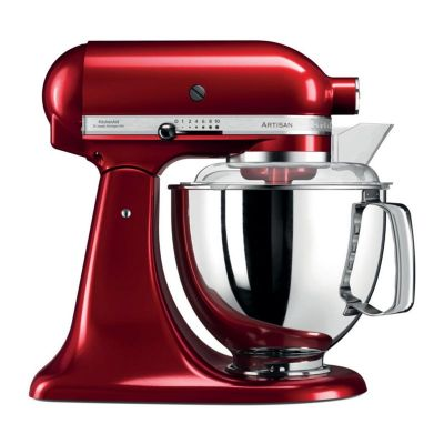 KitchenAid Artisan Stand Mikser, 4.8 L, Şeker Kırmızı