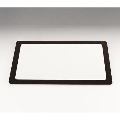 Zicco Dikdörtgen Teşhir Standı, Aynalı, 60x40 cm