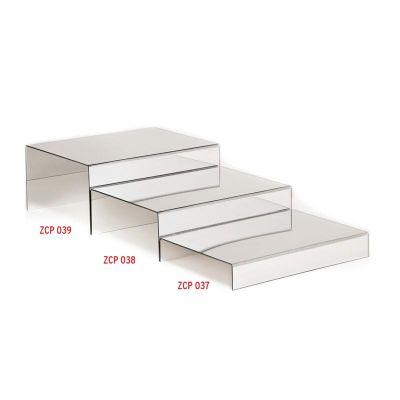 Zicco Teşhir Standı, Merdiven, Aynalı, 26x35x10 cm