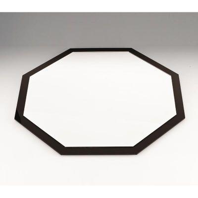 Zicco Sekizgen Teşhir Standı, Aynalı, 60 cm