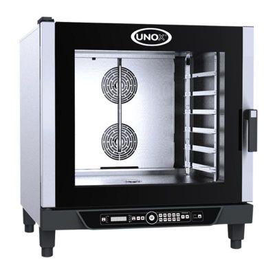 Unox Bakerlux Dynamic Fırın, Elektrikli, 6 Tepsi Kapasiteli, 60x40 cm