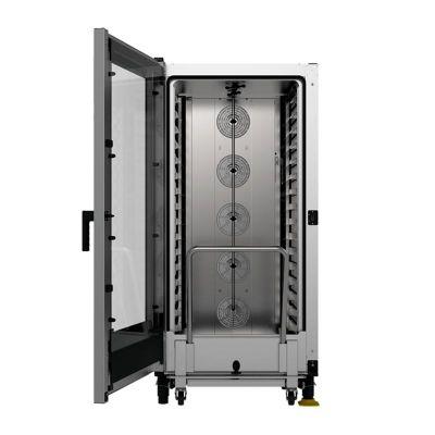 Unox Bakertop Fırın, Elektrikli, One 16 Tepsi Kapasiteli, 60x40 cm