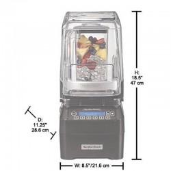 Hamilton Beach HBH750 Bar Blender, 1000 W - Thumbnail