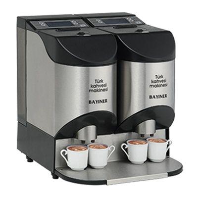 Bayıner Mac Blue Türk Kahve Makinesi, 4 Fincanlı, Teşhir Ürünü