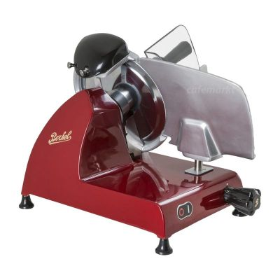 Berkel - Berkel Red Line RL220 Gıda Dilimleme Makinesi, 220 mm, Kırmızı (1)