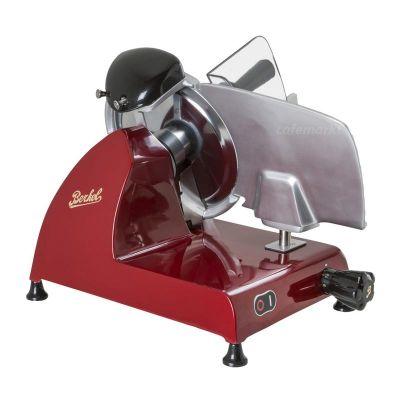 Berkel - Berkel Red Line RL250 Gıda Dilimleme Makinesi, 250 mm, Kırmızı (1)