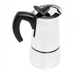 Bialetti Moka Pot Musa, Çelik, 2 Cup - Thumbnail