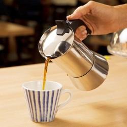 Bialetti Moka Pot Venus, Çelik, 4 Cup - Thumbnail