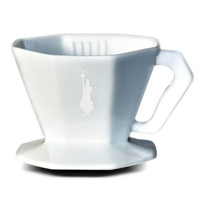 Bialetti Dripper, Porselen, 2 Cup