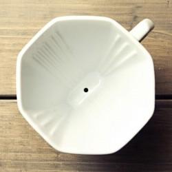 Bialetti Dripper, Porselen, 2 Cup - Thumbnail