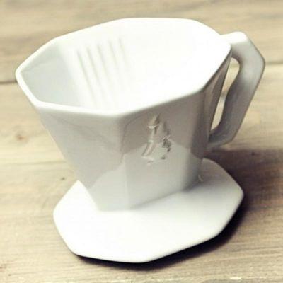 Bialetti - Bialetti Dripper, Porselen, 4 Cup (1)