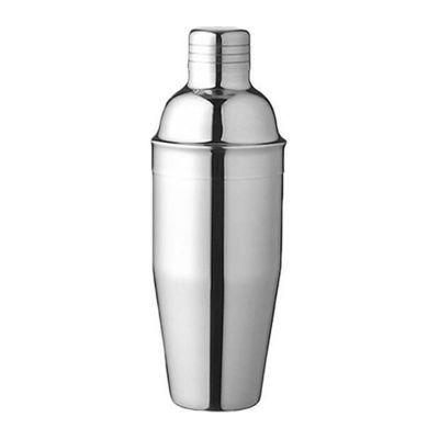 Biradlı Kokteyl Shaker, Çelik, 700 cl