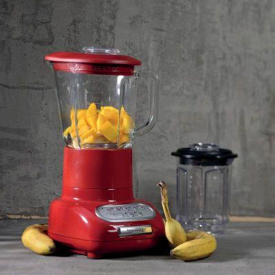 KitchenAid - KitchenAid Artisan Blender, 1.5 L, 550 W, İmparatorluk Kırmızısı (1)
