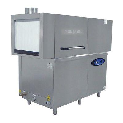 Öztiryakiler 1500L Bulaşık Yıkama Makinesi, Konveyörlü, Soldan Giriş