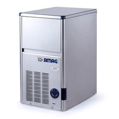 Simag SDE18 Küp Buz Makinesi, 18 kg/gün