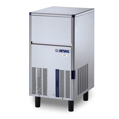 Simag SDE50 Küp Buz Makinesi, 47 kg/gün