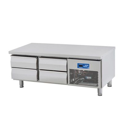Öztiryakiler CTAG 270 NTS Buzdolabı, 4 Çekmeceli, Cihaz Altı