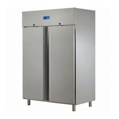 Öztiryakiler GN 1200 NMV Buzdolabı, Dik Tip, Çift Inox Kapı, Ekonomik