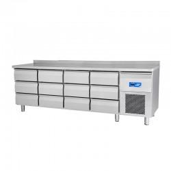 Öztiryakiler 47NMV02 E3 Buzdolabı, Tezgah Tipi, 8 Çekmeceli - Thumbnail