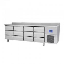 Öztiryakiler 46NMV03 E3 Buzdolabı, Tezgah Tipi, 12 Çekmeceli - Thumbnail