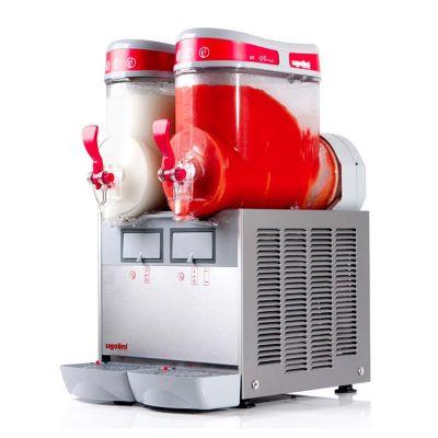 Ugolini Buzlu İçecek Makinesi - Ice Slush, 2x6 L