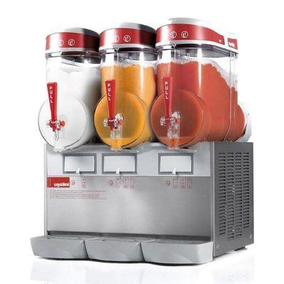 Ugolini Buzlu İçecek Makinesi - Ice Slush, 3x10 L