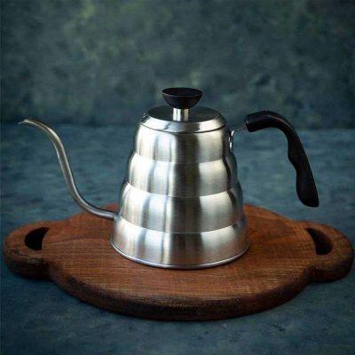 Cafemarkt - Cafemarkt Barista Buono Drip Kettle, 1200 ml (1)