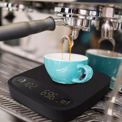 Cafemarkt Dijital Hassas Tartı, Led Ekranlı, Demleme Profilli